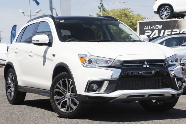 New Mitsubishi ASX XC MY19 Exceed 2WD, 2019 Mitsubishi ASX XC MY19 Exceed 2WD Starlight 6 Speed Constant Variable Wagon