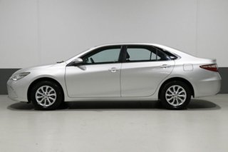2017 Toyota Camry ASV50R MY16 Altise Silver 6 Speed Automatic Sedan
