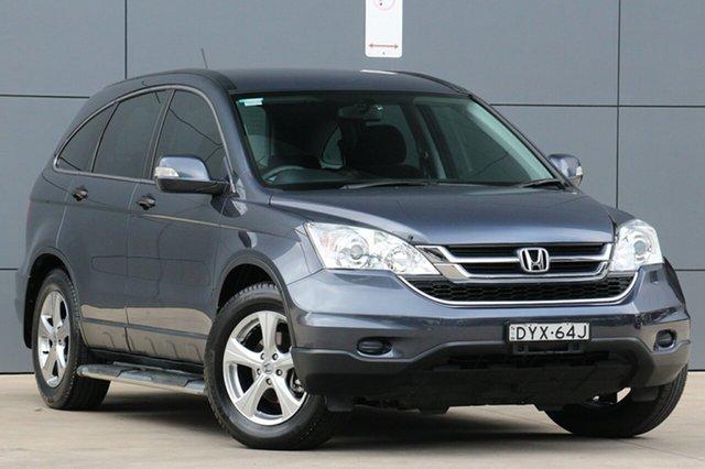 Used Honda CR-V RE MY2010 4WD, 2010 Honda CR-V RE MY2010 4WD Grey 6 Speed Manual Wagon