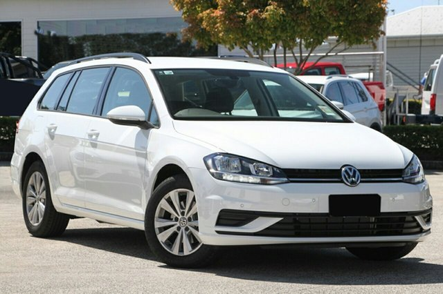 New Volkswagen Golf 7.5 MY20 110TSI DSG Trendline, 2020 Volkswagen Golf 7.5 MY20 110TSI DSG Trendline Pure White 7 Speed Sports Automatic Dual Clutch