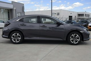 2019 Honda Civic 10th Gen MY19 VTi Modern Steel 1 Speed Constant Variable Hatchback