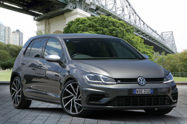 Used Volkswagen Golf VII MY17 R 4MOTION, 2017 Volkswagen Golf VII MY17 R 4MOTION Grey 6 Speed Manual Hatchback