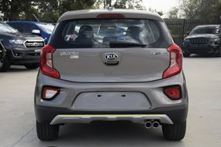 2019 Kia Picanto JA MY19 AO Edition Titanium Silver 4 Speed Automatic Hatchback