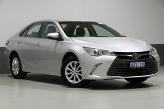 2017 Toyota Camry ASV50R MY16 Altise Silver 6 Speed Automatic Sedan.