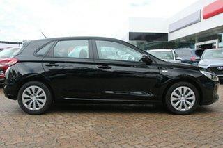 2019 Hyundai i30 PD MY19 Go Phantom Black 6 Speed Sports Automatic Hatchback