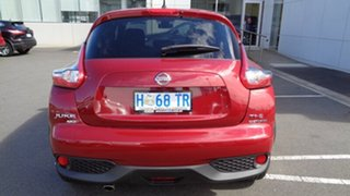 2018 Nissan Juke F15 Series 2 Ti-S X-tronic AWD Magnetic Red 1 Speed Constant Variable Hatchback