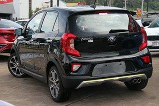 2019 Kia Picanto JA MY19 AO Edition Aurora Black 4 Speed Automatic Hatchback.