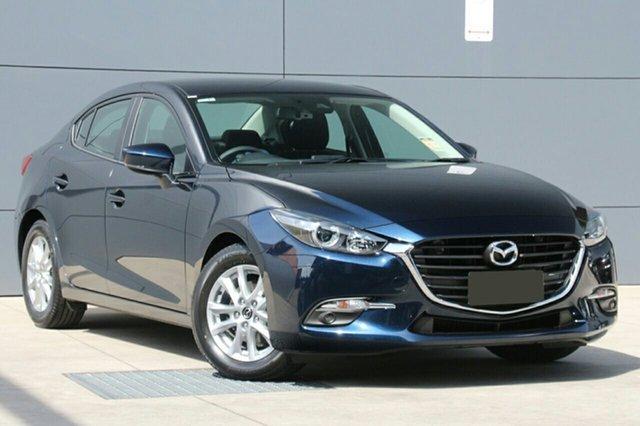 New Mazda 3 BN5278 Maxx SKYACTIV-Drive Sport, 2019 Mazda 3 BN5278 Maxx SKYACTIV-Drive Sport Eternal Blue 6 Speed Sports Automatic Sedan