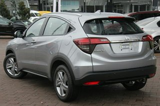 2020 Honda HR-V MY21 VTi-S Lunar Silver 1 Speed Constant Variable Hatchback.