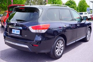 2015 Nissan Pathfinder R52 MY15 ST X-tronic 2WD Black 1 Speed Constant Variable Wagon