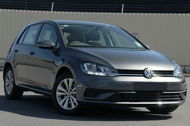 New Volkswagen Golf 7.5 MY18 110TSI DSG Trendline, 2018 Volkswagen Golf 7.5 MY18 110TSI DSG Trendline Indium Grey 7 Speed Sports Automatic Dual Clutch