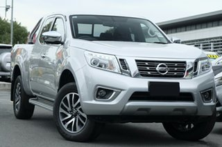 2020 Nissan Navara D23 S4 MY20 ST-X King Cab White Diamond 7 Speed Sports Automatic Utility.