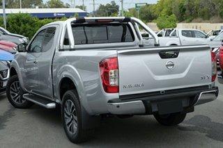 2020 Nissan Navara D23 S4 MY20 ST-X King Cab Brilliant Silver 6 Speed Manual Utility.