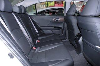 2018 Honda Accord 9th Gen MY18 VTi-L White Orchid 5 Speed Sports Automatic Sedan