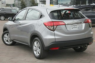 2021 Honda HR-V MY21 VTi Lunar Silver 1 Speed Constant Variable Hatchback.