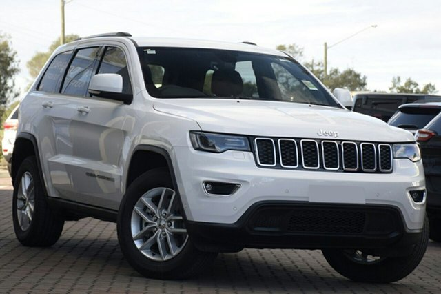New Jeep Grand Cherokee WK MY18 Laredo, 2018 Jeep Grand Cherokee WK MY18 Laredo Bright White 8 Speed Sports Automatic Wagon