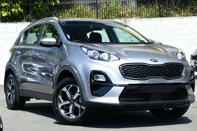 New Kia Sportage QL MY19 Si 2WD, 2019 Kia Sportage QL MY19 Si 2WD Steel Grey 6 Speed Sports Automatic Wagon