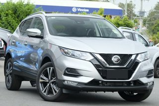 2021 Nissan Qashqai J11 Series 3 MY20 ST-L X-tronic Platinum 1 Speed Constant Variable Wagon.