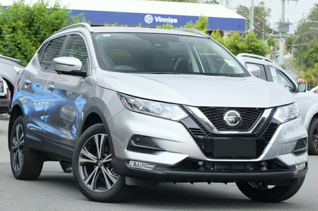 New Nissan Qashqai J11 Series 3 MY20 ST-L X-tronic Hamilton, 2020 Nissan Qashqai J11 Series 3 MY20 ST-L X-tronic Platinum 1 Speed Constant Variable Wagon