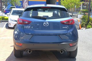 2020 Mazda CX-3 DK2W7A Maxx SKYACTIV-Drive FWD Sport Eternal Blue 6 Speed Sports Automatic Wagon