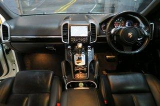 2010 Porsche Cayenne 92A MY11 S Tiptronic White 8 Speed Sports Automatic Wagon.