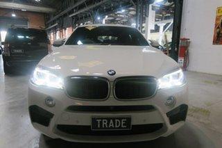 2015 BMW X6 F86 M White Sports Automatic Wagon