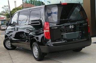 2020 Hyundai iLOAD TQ4 MY21 Timeless Black 5 Speed Automatic Van.
