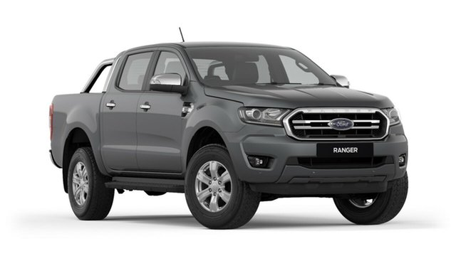 New Ford Ranger PX MkIII 2019.00MY XLT Pick-up Double Cab, 2018 Ford Ranger PX MkIII 2019.00MY XLT Pick-up Double Cab Magnetic 10 Speed Sports Automatic