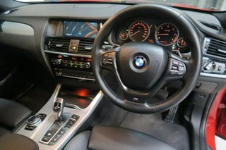 2014 BMW X4 F26 xDrive30d Red Automatic Wagon