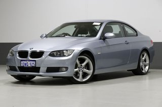 2009 BMW 320d E92 MY09 Bluewater 6 Speed Manual Sedan.