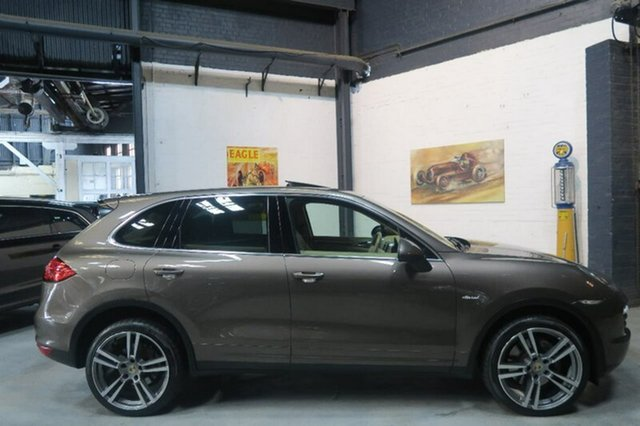 Used Porsche Cayenne 92A MY11 Diesel Tiptronic, 2010 Porsche Cayenne 92A MY11 Diesel Tiptronic Bronze 8 Speed Sports Automatic Wagon