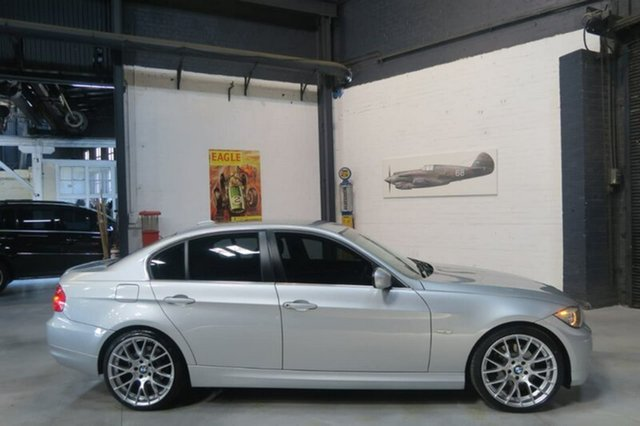 Used BMW 323i E90 Lifestyle, 2011 BMW 323i E90 Lifestyle Silver Sports Automatic Sedan