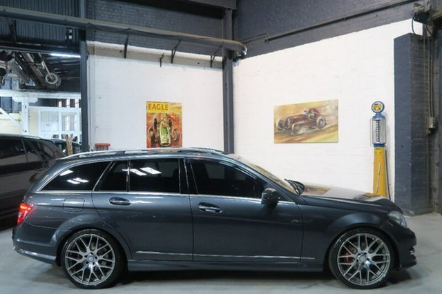 Used Mercedes-Benz C250 CDI W204 Avantgarde, 2013 Mercedes-Benz C250 CDI W204 Avantgarde Grey Sports Automatic Wagon
