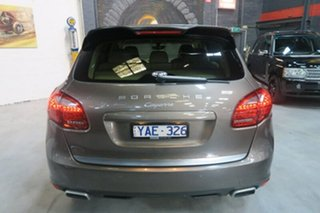 2010 Porsche Cayenne 92A MY11 Diesel Tiptronic Bronze 8 Speed Sports Automatic Wagon