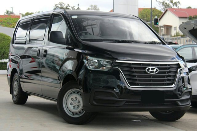 New Hyundai iLOAD TQ4 MY19 , 2019 Hyundai iLOAD TQ4 MY19 Timeless Black 5 Speed Automatic Van