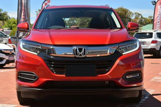 2019 Honda HR-V MY19 VTi-S Passion Red 1 Speed Constant Variable Hatchback
