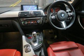 2012 BMW 328i F30 Grey Sports Automatic Sedan.