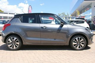 2021 Suzuki Swift AZ Series II GLX Turbo Grey 6 Speed Sports Automatic Hatchback