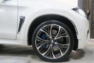 2015 BMW X6 F86 M White Sports Automatic Wagon.