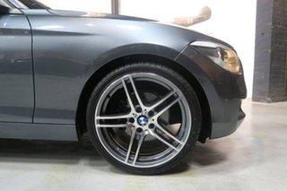 2013 BMW 118i F20 Grey Sports Automatic Hatchback.