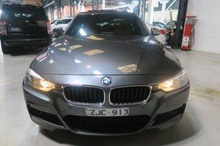 2012 BMW 328i F30 Grey Sports Automatic Sedan