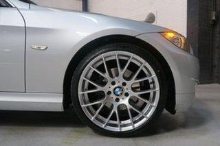 2011 BMW 323i E90 Lifestyle Silver Sports Automatic Sedan.