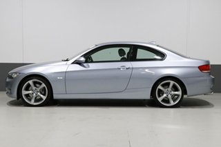 2009 BMW 320d E92 MY09 Bluewater 6 Speed Manual Sedan