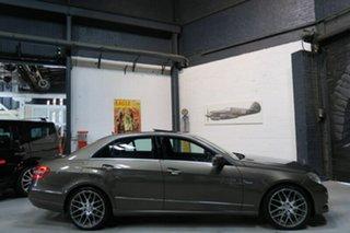 2012 Mercedes-Benz E250 CDI W212 MY12 BlueEFFICIENCY 7G-Tronic + Avantgarde Grey 7 Speed.