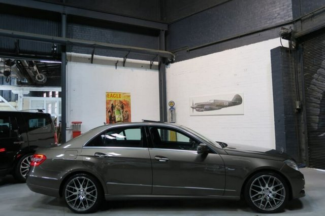 Used Mercedes-Benz E250 CDI W212 MY12 BlueEFFICIENCY 7G-Tronic + Avantgarde, 2012 Mercedes-Benz E250 CDI W212 MY12 BlueEFFICIENCY 7G-Tronic + Avantgarde Grey 7 Speed