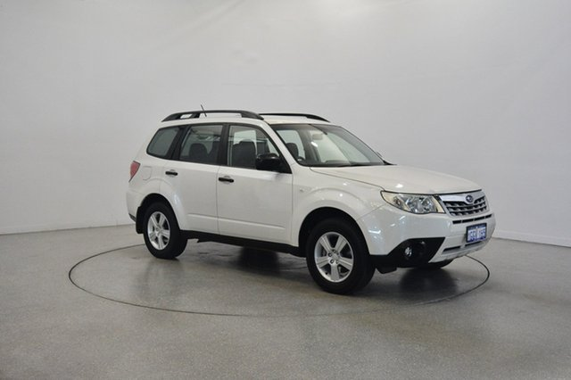 Used Subaru Forester S4 MY13 XT Lineartronic AWD, 2013 Subaru Forester S4 MY13 XT Lineartronic AWD White 8 Speed Constant Variable Wagon