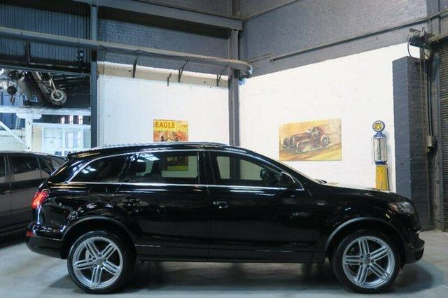 Used Audi Q7  TDI, 2012 Audi Q7 (No Series) TDI Black Sports Automatic Wagon