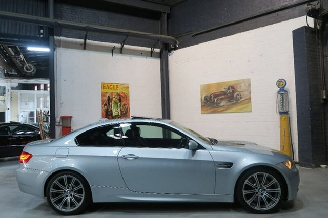 Used BMW M3 E92 Pure Edition II, 2012 BMW M3 E92 Pure Edition II Silver Sports Automatic Dual Clutch Coupe