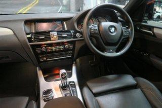 2014 BMW X4 F26 xDrive30d Red Automatic Wagon.