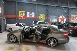 2012 Mercedes-Benz E250 CDI W212 MY12 BlueEFFICIENCY 7G-Tronic + Avantgarde Grey 7 Speed